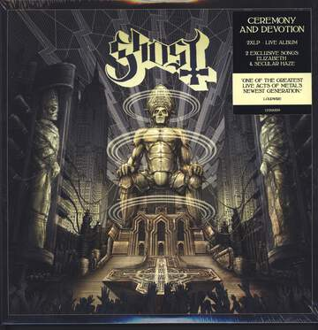 Ghost: Ceremony And Devotion