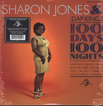 Sharon Jones & The Dap-Kings: 100 Days, 100 Nights