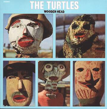 The Turtles: Wooden Head