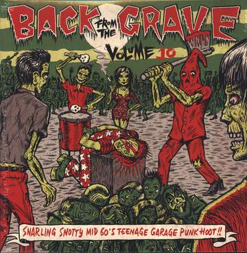 Various: Back From The Grave Volume 10