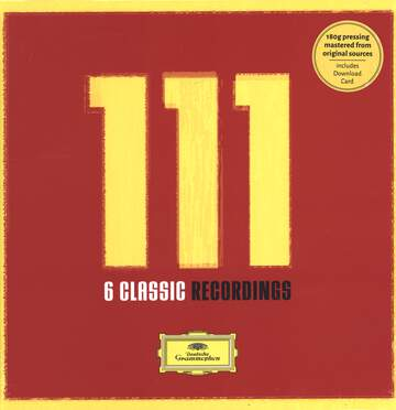 Various: 111 - 6 Classic Recordings