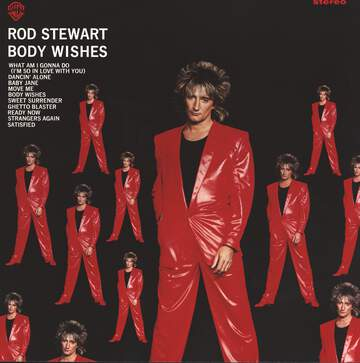 Rod Stewart: Body Wishes