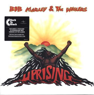 Bob Marley & The Wailers: Uprising