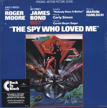 Marvin Hamlisch: The Spy Who Loved Me (Original Motion Picture Score)