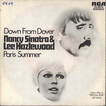 Nancy Sinatra & Lee Hazlewood: Down From Dover / Paris Summer