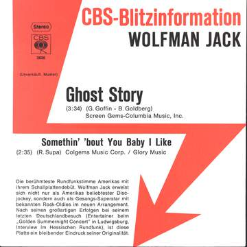Wolfman Jack: Ghost Story