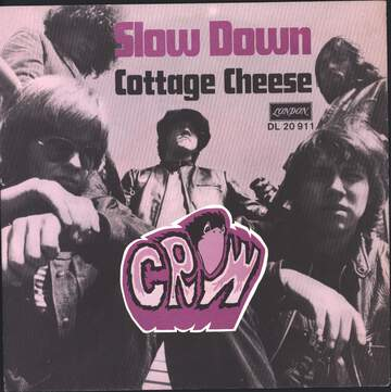 Crow: Slow Down