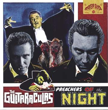 The Guitaraculas: Preachers Of The Night