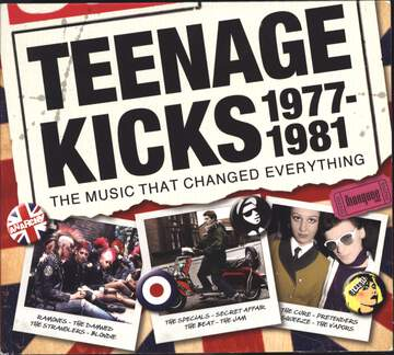 Various: Teenage Kicks 1977-1981 - The Music That Changed Everything