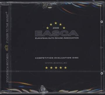Various: EASCA - Competition Evaluation & Demonstration Disc 2009