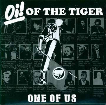 Oi! Of The Tiger: One Of Us