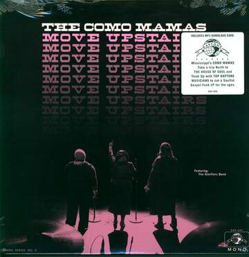 Como Mamas / The Glorifiers Band: Move Upstairs