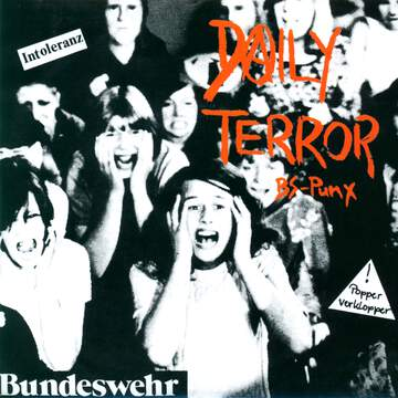 Daily Terror: BS-Punx