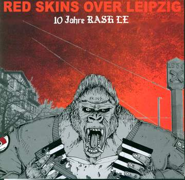 Various Artists: Red Skins Over Leipzig - 10 Jahre RASH LE