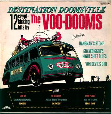The Voo-Dooms: Destination Doomsville