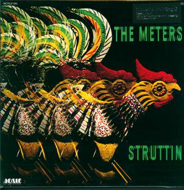 The Meters: Struttin'