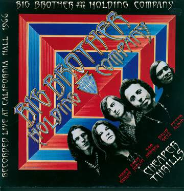 Big Brother & The Holding Company / Janis Joplin: Cheaper Thrills
