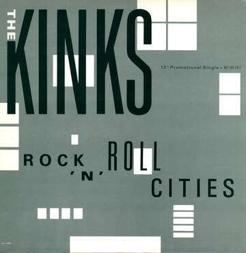 The Kinks: Rock 'N' Roll Cities