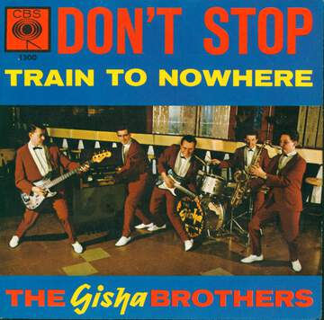 The Gisha Brothers: Don't Stop