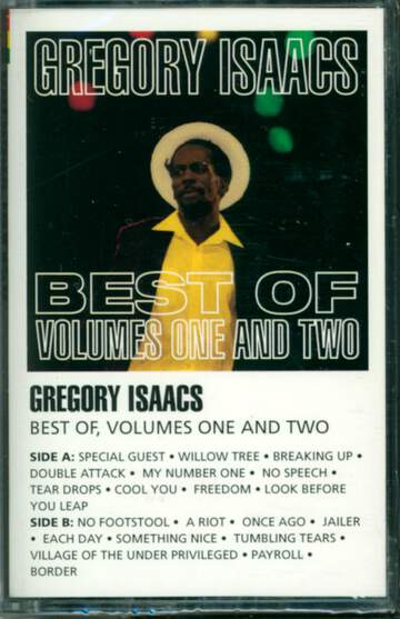 Gregory Isaacs: Best Of Volumes One And Two