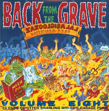 Various: Back From The Grave Volume 8