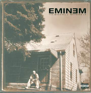 Eminem: The Marshall Mathers LP