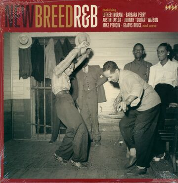 Various: New Breed R&B