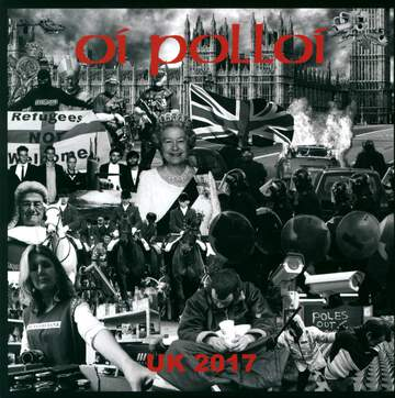 Oi Polloi: Donald Trump - Fuck You! / UK 2017