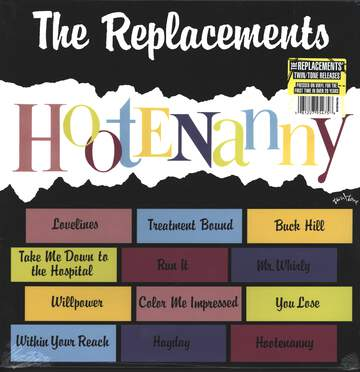 The Replacements: Hootenanny