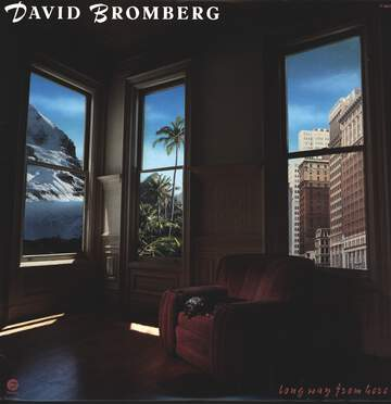 David Bromberg: Long Way From Here