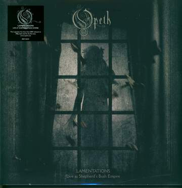 Opeth: Lamentations Live At Shepherd's Bush Empire