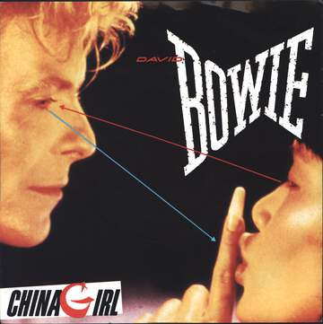 David Bowie: China Girl (Edited Version) / Shake It