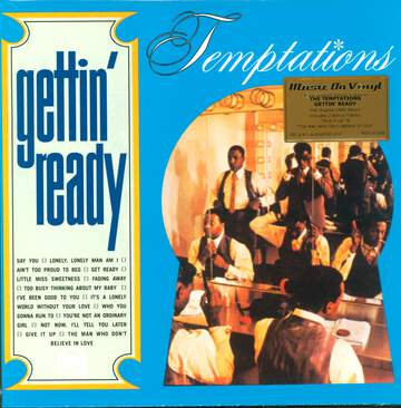 The Temptations: Gettin' Ready
