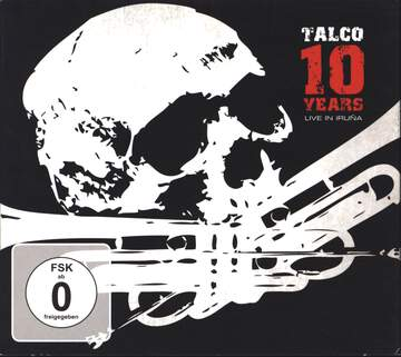 Talco: 10 Years - Live In Iruña
