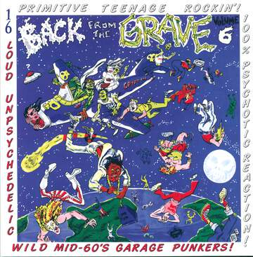 Various: Back From The Grave Volume 6