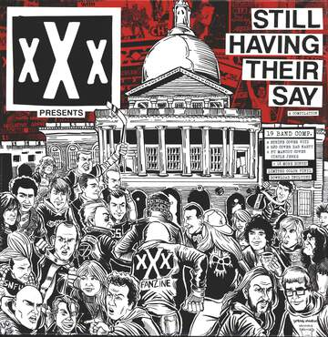 Various: xXx Presents - Still Having Their Say