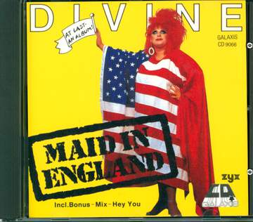Divine: Maid In England