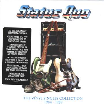 Status Quo: The Vinyl Singles Collection 1984-1989