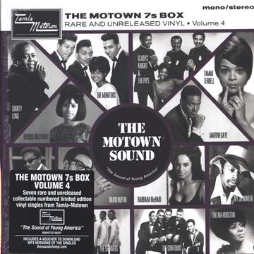 Various: The Motown 7s Box (Rare And Unreleased Vinyl • Volume 4)