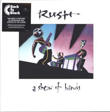 Rush: A Show Of Hands