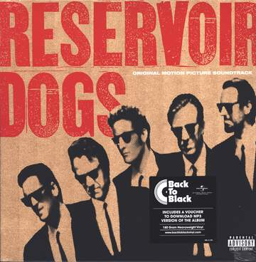 Various: Reservoir Dogs (Original Motion Picture Soundtrack)