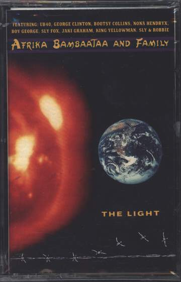Afrika Bambaataa & Family: The Light