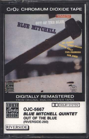 Blue Mitchell: Out Of The Blue