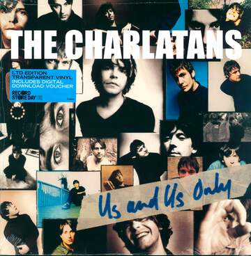 The Charlatans: Us And Us Only