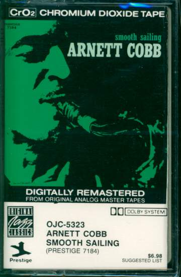 Arnett Cobb: Smooth Sailing