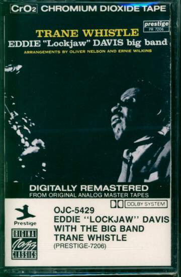 "Eddie ""Lockjaw"" Davis Big Band: Trane Whistle"