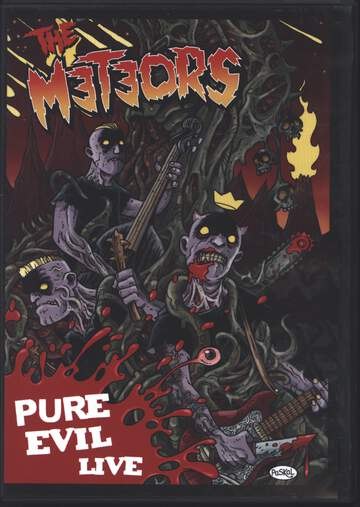 The Meteors: Pure Evil Live