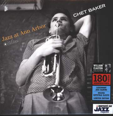 Chet Baker: Jazz at Ann Arbor