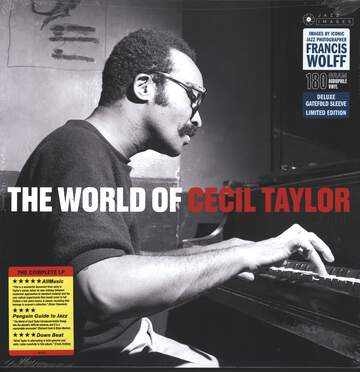 Cecil Taylor: The World of Cecil Taylor