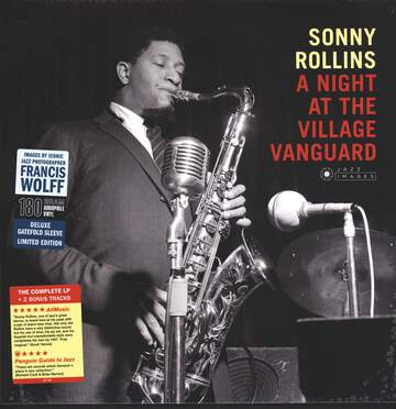 "Sonny Rollins: A Night At The ""Village Vanguard"""